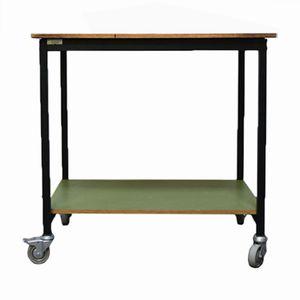 Tavolino o carrello industriale