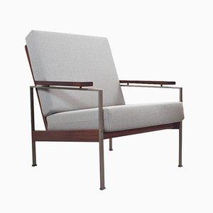 Mid-Century Model Lotus Teak Lounge Chair by Rob Parry for De Ster Gelderland, 1960s