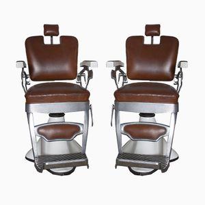 Sedie da barbiere di Jupiter, Italia, anni '60, set di 2