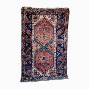 Tappeto vintage anatolico fatto a mano di lana, anni '60