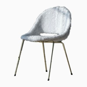 Artist's Proof Crystallized Mid-Century Chair by Isaac Monté, 2018