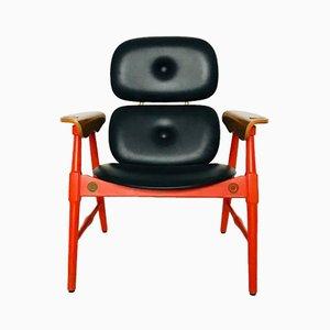 Italienischer Sessel von Poltronova, 1970er