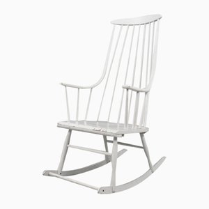 Grandessa Rocking Chair by Lena Larsson, 1960s