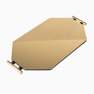 Satin Tray by Chiara Andreatti for Mingardo