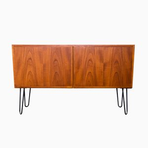 Danish Teak Commode from Omann Jun, 1960s