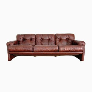Vintage Coronado 3-Seater Sofa by Tobia & Afra Scarpa for B & B