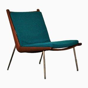 FD135 Boomerang Chair by Peter Hvidt & Orla Mølgaard-Nielsen for France & Søn