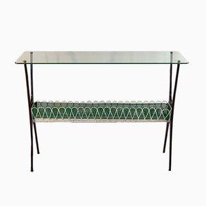 Table Console Mid-Century par Cesare Lacca, 1950s