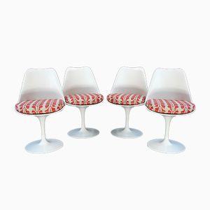 Tulip Chairs von Eero Saarines für Knoll International, 1960er, 4er Set