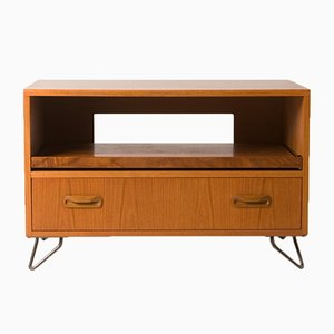 Fresco Teak Media Cabinet from G-plan, 1970s