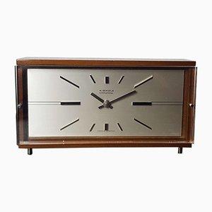 Horloge en Teck de Kienzle International, 1960s