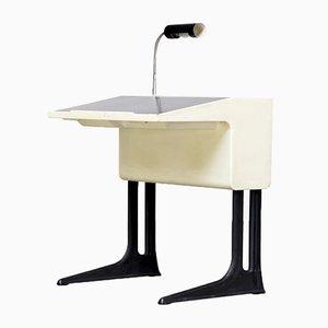 Writing Desk by Luigi Colani for Flötotto, 1970s