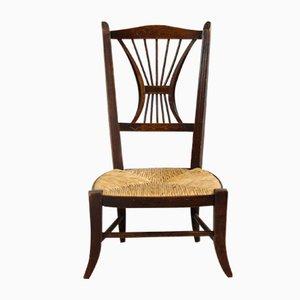 Biedermeier Children's Chair, 1930s