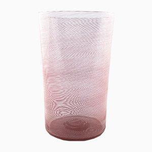 Murano Glass Vase by Carlo Scarpa for Venini, 1934
