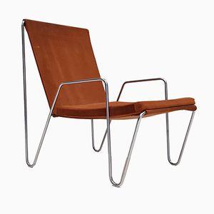 Mid-Century Bachelor Armchair by Verner Panton for Fritz Hansen