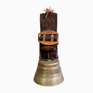 Large Swiss Bell from Albertano Freres, 1930s