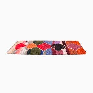 Vintage Berber Carpet, 1980s