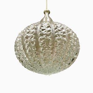 Glass Pendant by J.T. Kalmar, 1960s