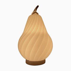 Murano Glass Table Lamp by Vistosi, 1970s
