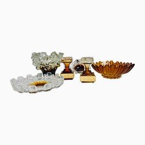 Set de Vaisselle Décorative Vintage par Eino Wänni pour Kumela & Humppila, Set de 7