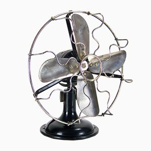 German Desk Fan, 1920s