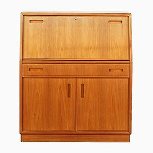 Secretaire in Teak from Dyrlund, 1970s