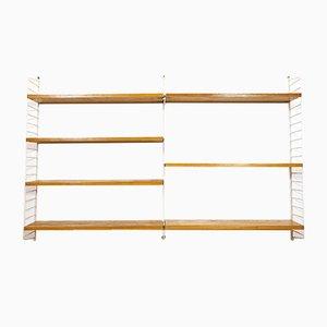 "Vintage Wall Unit by Kajsa & Nils ""Nisse"" Strinning for String"