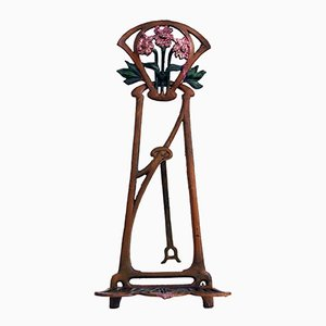 Table Easel in Cast Iron, 1900s