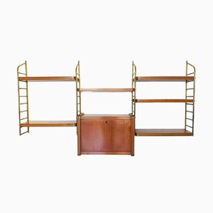 Modular Shelves by Nisse Strinning for String, 1960s