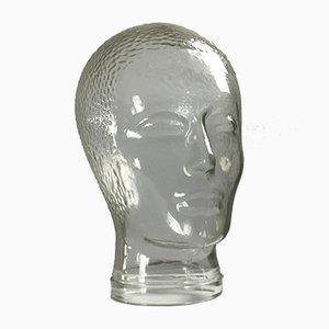 Escultura de vidrio de Piero Fornasetti, años 60