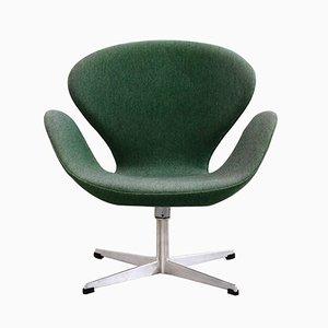 Silla Swan de Arne Jacobsen para Fritz Hanse, años 60