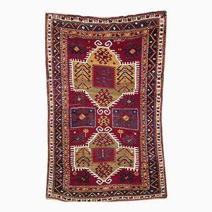 Kaukasischer vintage Teppich, 1920er