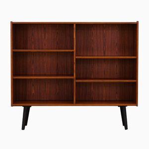 Vintage Rosewood Veneer Bookcase