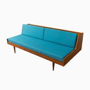 Sofá o sofá cama vintage, años 60