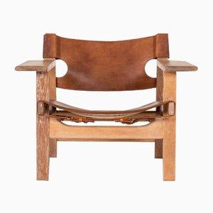 Spanish Chair von Børge Mogensen für Fredericia