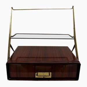 Vintage Bedside Table by Silvio Cavatorta