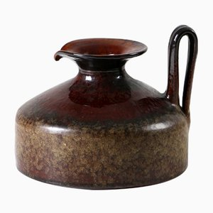 Vaso in ceramica di Elke & Elmar Kubicek, anni '60