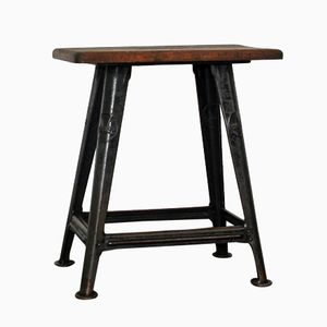Vintage Stool by Robert Wagner for Rowac