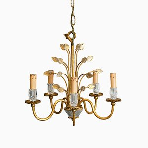Buy neo classical chandeliers at pamono vintage italian chandelier from banci firenze aloadofball Image collections
