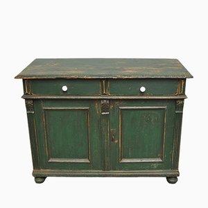 Vintage Hungarian Pine Dresser, 1930s