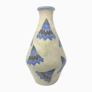French Art Deco Vase, 1930s