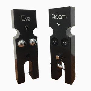 Adam & Eve AM Radio TRP-69 Set, 1970er
