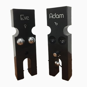 Juego de radio AM TRP-69 Adam & Eve, años 70