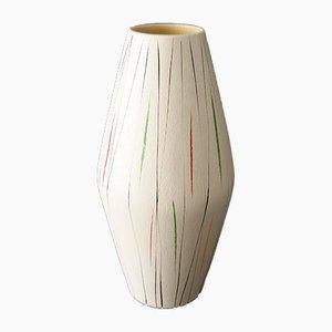 Grand Vase de Plancher Mid-Century en Céramique de Scheurich