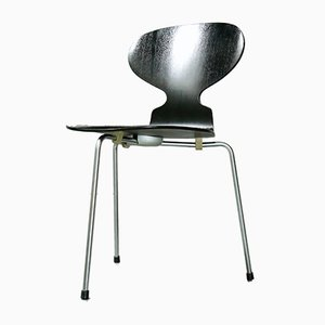 3100 3-Legged Ant Chair by Arne Jacobsen for Fritz Hansen, 1966