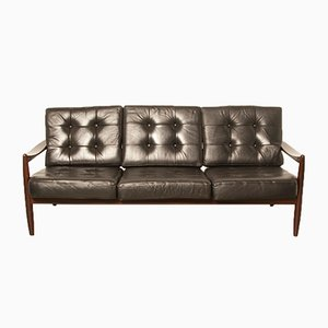 Vintage Danish Rosewood Couch by Grete Jalk