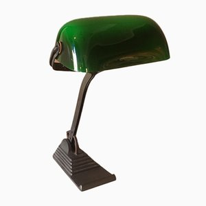 French Art Deco Table Lamp, 1930s