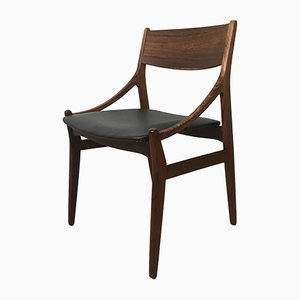Rosewood Chair by Vestervig Eriksen for Brdr. Tromborg's Eftf, 1960s