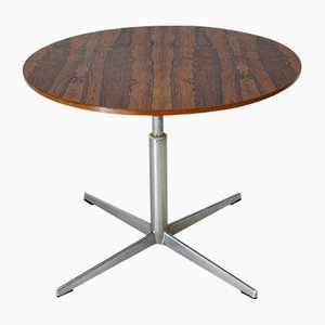 Danish Adjustable Jacaranda Coffee Table, 1960s
