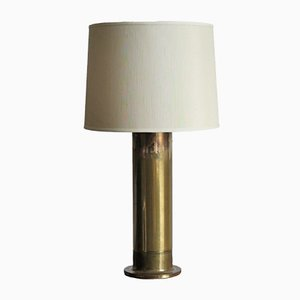 Swedish Brass Table Lamp by Hans Agne Jakobsson, 1960s